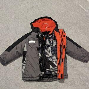 Other - Unisex Snow Jacket 5/6